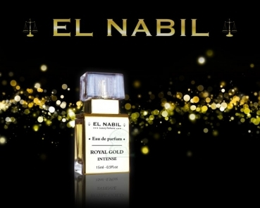 El Nabil - Royal Gold INTENSE -  15 ml -