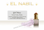 "El Nabil "" Girl Musk "" - 5 ml -"