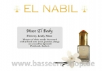 "EL Nabil "" Musc El Body ""-5 ml-"