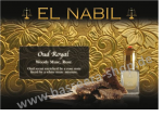 "EL Nabil "" Oud Royal ""-5 ml- ( Bestseller )"